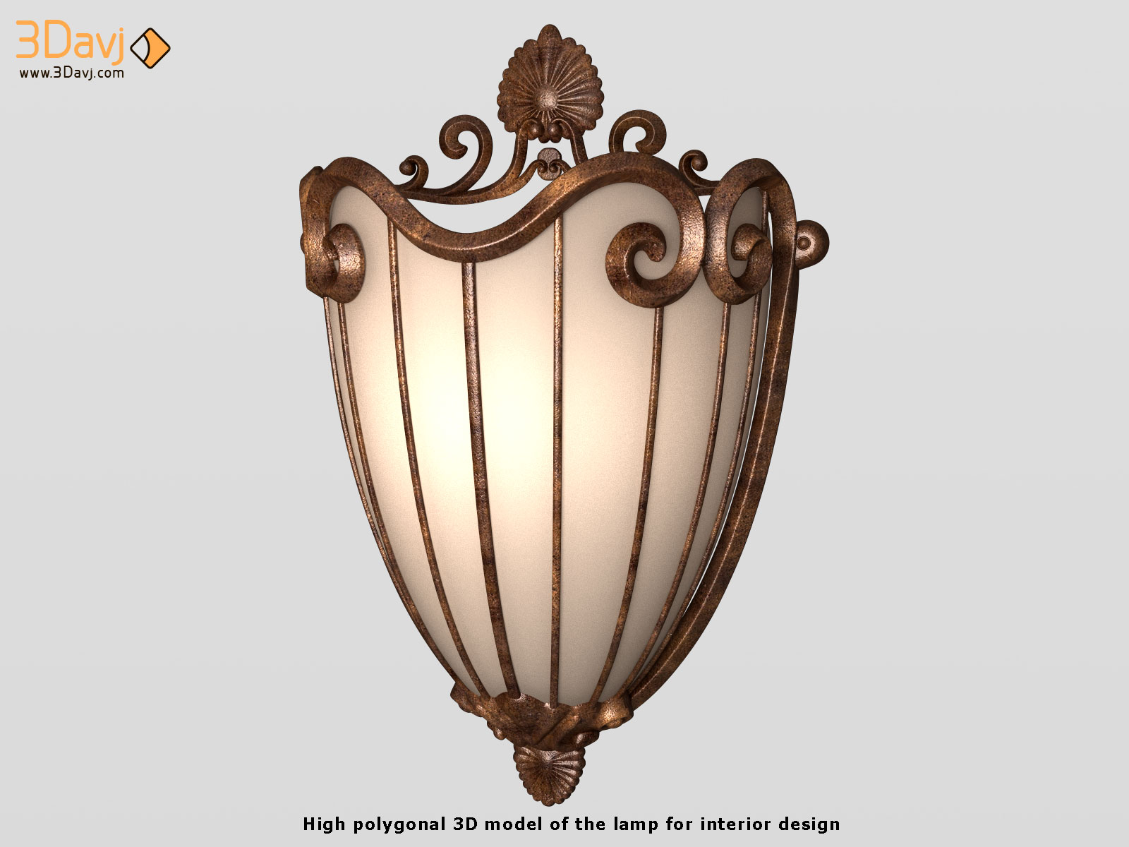 3D-model-lamp-sconce-clairice69043